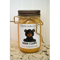 BEAR CLAWS  16 oz. SOY CANDLE