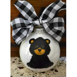 Beary Christmas Ornament