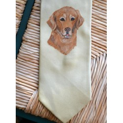 Man's Best Friend Tie