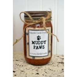 MUDDY PAWS CANDLE