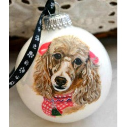 Custom Ornament With One Pet