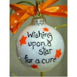Wishing Upon A Star Ornament
